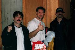 Franco-Melchioretto-und-Rob-Kaman-1998