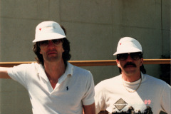 Golf-mit-Dani-Gemperle-in-Las-Vegas-1989