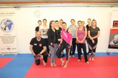Tanja-Trovato-und-das-Piloxing-Team-bei-PowerDefense