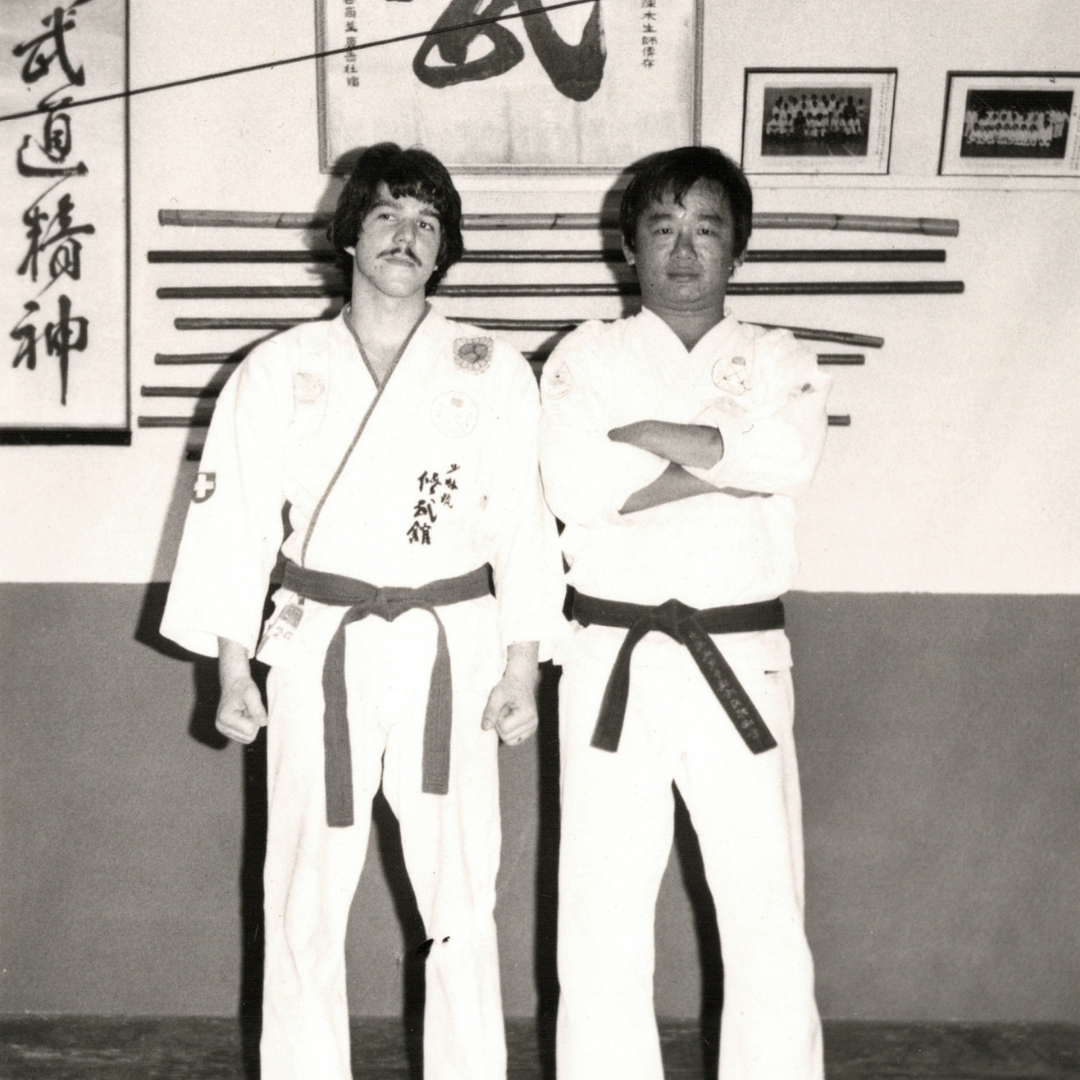 Studienreise Asien Anfang 1990